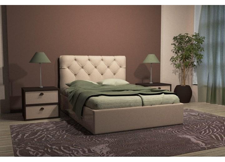 Кровать Leticia с ортопедической решеткой